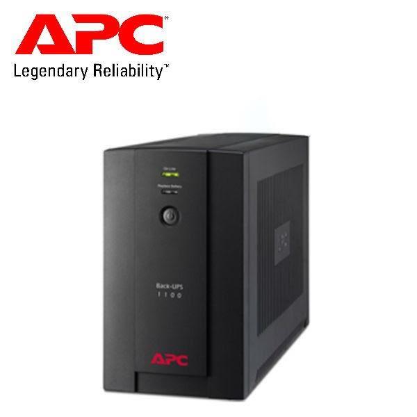 ◤全新品 含稅 免運費◢ 艾比希 APC BC1100U-TW BACK-UPS 1100VA 120V 離線式不斷電系統 UPS