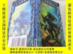 二手書博民逛書店the罕見last battle最後一戰 Y200392