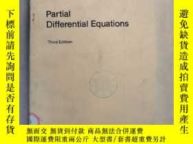 二手書博民逛書店partial罕見differential equations(P2294)Y173412