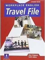 二手書博民逛書店《Workplace English Travel File (
