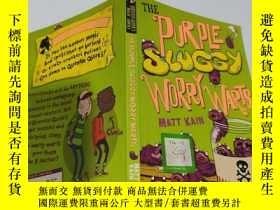 二手書博民逛書店purple罕見scuggy worry warts 紫毛疣Y200392