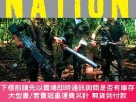 二手書博民逛書店Hostage罕見Nation: Colombias Guerrilla Army and the Failed