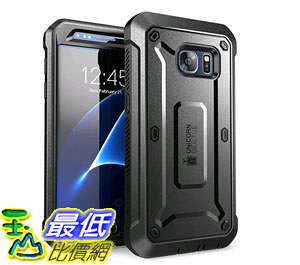 [105美國直購] 保護殼 Galaxy S7 Case SUPCASE Full-body Rugged Holster Case with Built-in Screen Protector B01BLEWFGK