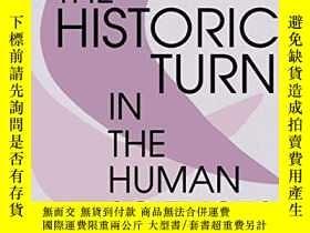 二手書博民逛書店The罕見Historic Turn In The Human SciencesY364153 Mcdonal