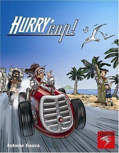 【Kanga 楷樂】Hurry' Cup! 颶風盃尬車 桌上遊戲