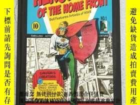 二手書博民逛書店Heroes罕見of the Home Front 家門口的英雄