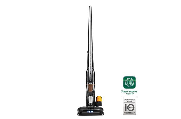 [ 家事達]LG-VS8400SCW   直立式無線吸塵器   特價