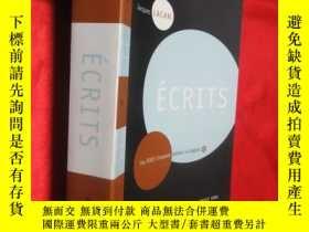 二手書博民逛書店Ecrits:罕見The First Complete Edit