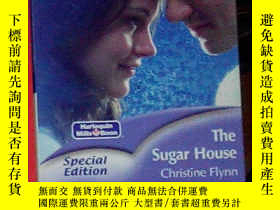 二手書博民逛書店英文原版罕見The Sugar House [ Christin