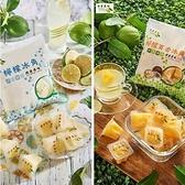 【南紡購物中心】老實農場.冰角系列(檸檬x5袋+百香果x5袋)