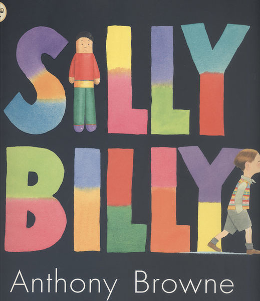 【麥克書店】SILLY BILLY /英文繪本《主題:幽默》中譯: 傻比傻利
