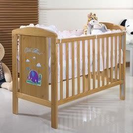 童心 小畫象三合一嬰兒床(中床) A0017