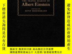 二手書博民逛書店The罕見Travel Diaries Of Albert EinsteinY364153 Albert Ei