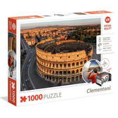 【義大利 Clementoni】VR拼圖-羅馬 Rome(1000pcs) CL39403I