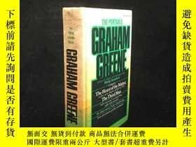 二手書博民逛書店1973年罕見The portable Graham Green