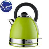 新格 SYNCO【福利品】 英式時尚1.7L不鏽鋼快煮壺SEK-1735ST 《刷卡分期+免運費》