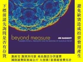 二手書博民逛書店Beyond罕見Measure: Modern Physics,