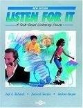 二手書博民逛書店《Listen for It: A Task-Based Lis