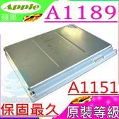 APPLE 電池(原裝等級)-蘋果 A1189,A1151,MacBook Pro 17吋,MA092電池 ,MA611電池,MA897電池,MA458電池