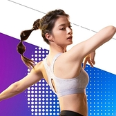 【南紡購物中心】華歌爾-Wacoal Sports D4L專業運動內衣(冷光灰) 雙C穩定支撐胸罩
