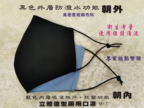 立體造型二用口罩(套)