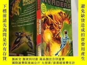 二手書博民逛書店alien罕見invaoers 入侵的外星人,Y200392
