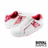 Royal Elastics Icon Alpha 經典運動-白x粉紅x繽紛櫻花