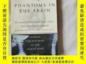 二手書博民逛書店Phantoms罕見in the BrainY7987 出版1999