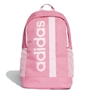 Adidas LIN CORE BP 背包 後背包 休閒 粉 【運動世界】 DT8619