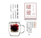 皮久熊 現泡獨享杯玻璃泡茶杯500ml 泡茶杯 花茶杯 雙層隔熱 泡茶杯 沖茶杯