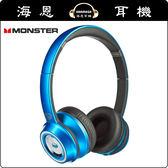 【海恩數位】美國魔聲 MONSTER NTune v2 耳罩式耳機 藍 (褔利品出清)