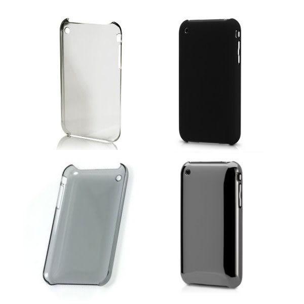 【漢博商城】POWER SUPPORT iPhone 3G / 3GS 專用 Air Jacket 保護殼