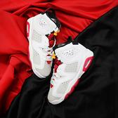 【12周年慶跨店現貨折後$6580】NIKE Air Jordan 6 Retro Hare 兔寶寶 喬丹 6代 男鞋 撞色 籃球鞋 CT8529-062