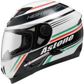 【東門城】ASTONE ROADSTAR 808 WW4 (白) 全罩式安全帽