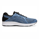Asics Jolt 2 4E [1011A206-402] 男鞋 運動 慢跑 超寬楦頭 舒適 透氣 輕量 亞瑟士 藍黑
