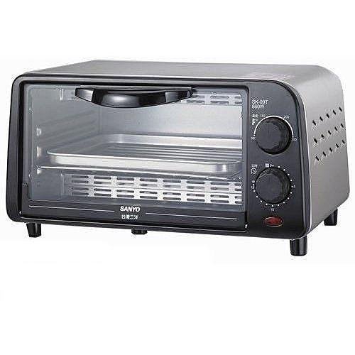 【中彰投電器】SANLUX三洋(9L)電烤箱,SK-09TS【全館刷卡分期+免運費】