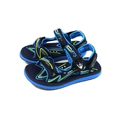 G.P(GOLD PIGEON) 涼鞋 防水 藍色 中童 童鞋 G1671B-20 no407