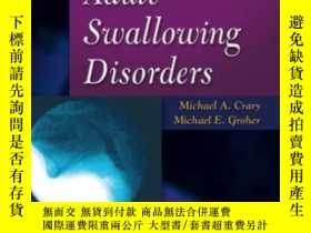 二手書博民逛書店Introduction罕見To Adult Swallowing Disorders 1e-成人吞咽障礙導論
