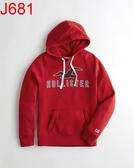 HCO Hollister Co. 男 帽T J681