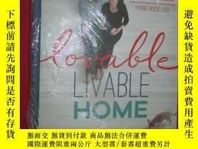 二手書博民逛書店Lovable罕見Livable Home: How to Ad