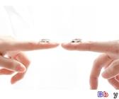 【貝貝】銀戒指 純銀 對戒 戒指 禮物