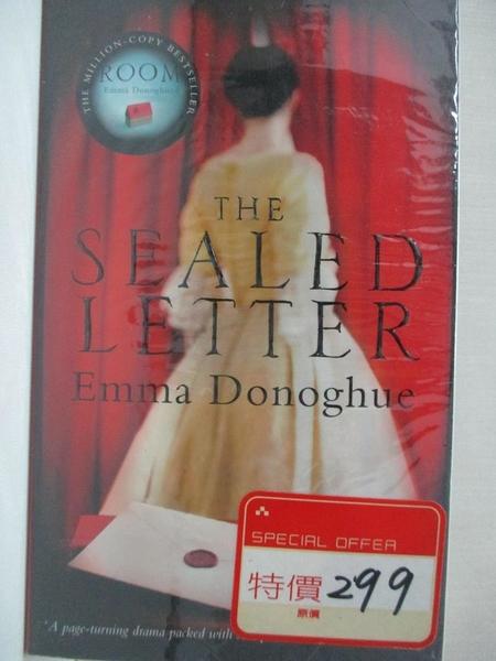 【書寶二手書T6/原文小說_AT7】The Sealed Letter_Emma Donoghue
