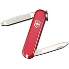 Victorinox  維氏 6用紅色瑞士刀(0.6123)