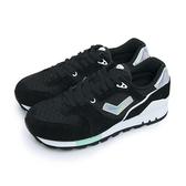 LIKA夢 PONY 繽紛韓風復古慢跑鞋 Mark 8 情人節系列 黑銀白 61M1MK61BK 男  6折好康