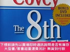 二手書博民逛書店英文原版書罕見The 8th Habit from effectiveness to greatness (書況