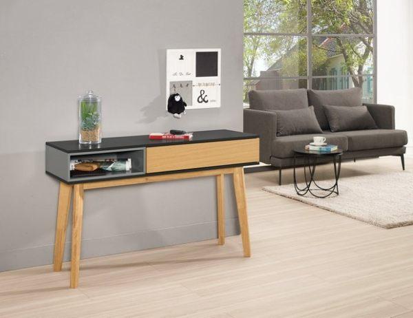 8號店鋪 森寶藝品傢俱 品味生活 c-01 客廳 玄關桌系列 850-1尼克拉斯4尺玄關桌(bh-495)