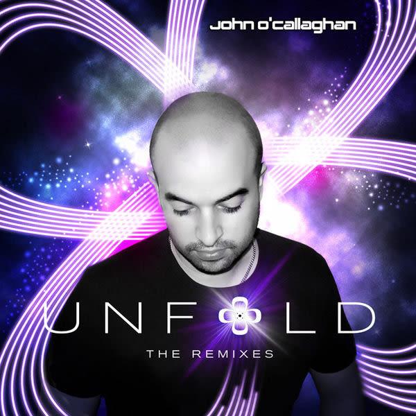 約翰歐卡拉漢  火力全開 混音昇級版 CD John O'Callaghan  Unfold-The Remixes