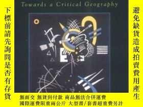 二手書博民逛書店【罕見】Spaces Of Capital Towards A Critical GeographyY2724