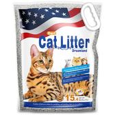 【寵物王國】CARL卡爾-天然活性碳多功能貓砂(微香.抗菌無塵)7kg
