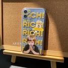 ins原創許愿小男孩iPhone12手機殼XSMAX適用蘋果XR軟殼8plus透明